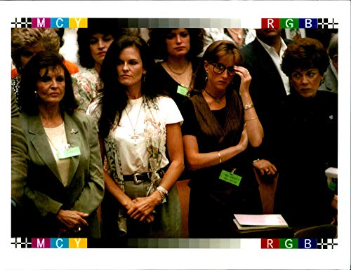 Vintage Photo of Juditha Brown, Denise Brown, The Mother and Sister of Nicole Brown Simpson. ⭐