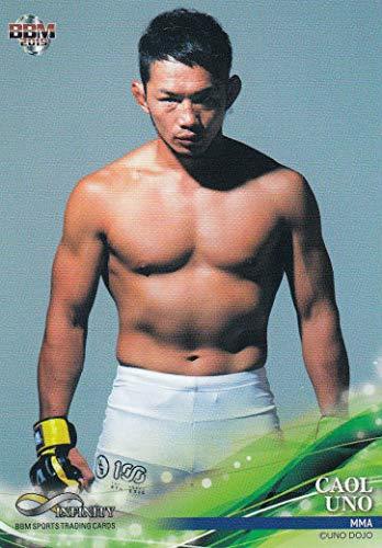 BBM 2019 INFINITY 46 宇野 薫 総合格闘技 (レギュラーカード) スポーツトレーディングカード インフィニティ