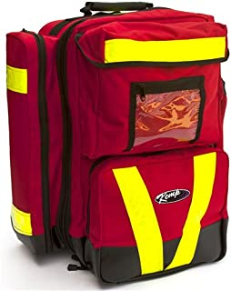 Kemp Ultimate EMS Backpack, Red
