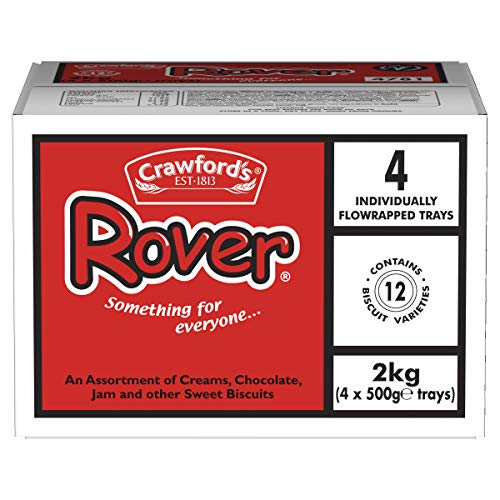 Crawford's Rover Selection, 4 x 500 g