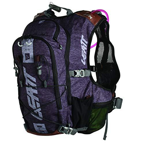 Leatt 2 Fahrrad-Rucksack, Unisex, für Erwachsene Einheitsgröße Brushed