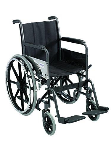 Weinberger 43625 Indoor-Rollstuhl, faltbar