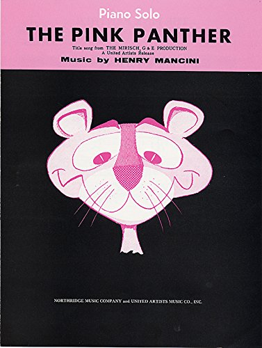 Pink Panther the Piano Solo