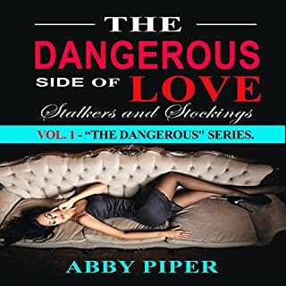 The Dangerous Side of Love audiobook cover art