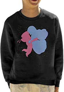 Cloud City 7 Steven Universe Ruby and Sapphire Kid's Sweatshirt