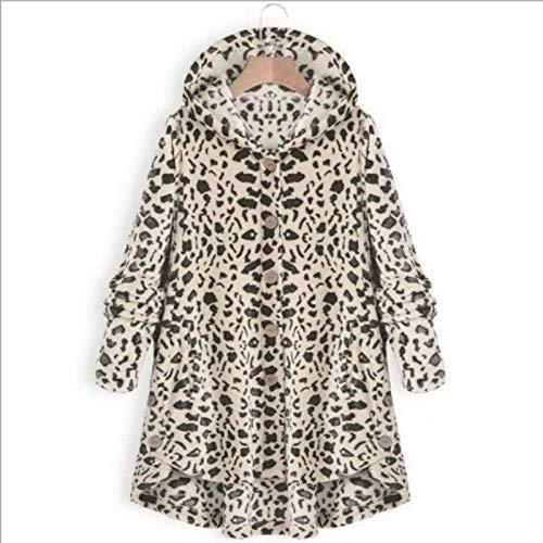 None/Brand Leopard Print Jacket Women