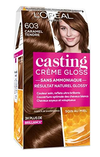 L'Oréal Paris, CastCrème Gloss - Colorazione tono su tono senza ammoniaca,