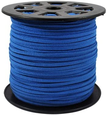 Faux Leather Suede Ultra Microfiber Beading Spool 10 - Cord Bulk Sale Popular products