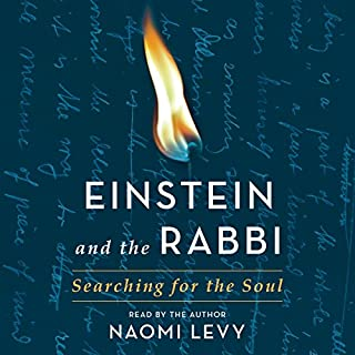 Einstein and the Rabbi audiobook cover art