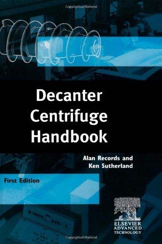 Decanter Centrifuge Handbook (English Edition)