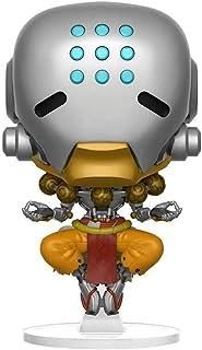 Funko Pop! Games: Overwatch S3- Zenyatta, 3¾ Inches, Action Figure - 29052