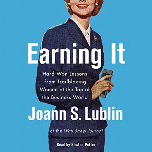 Earning It audiobook cover art