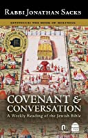 Covenant & Conversation: A Weekly Reading of the Jewish Bible: Leviticus: The Book of Holiness