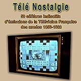 Télé nostalgie - les 50 plus célèbres indicatifs des émissions de la télévision française des années 1950-1960