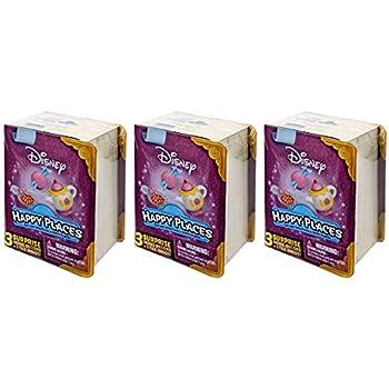 Shopkins Happy Places Disney 3 Piece Surprise | Shopkin.Toys - Image 1
