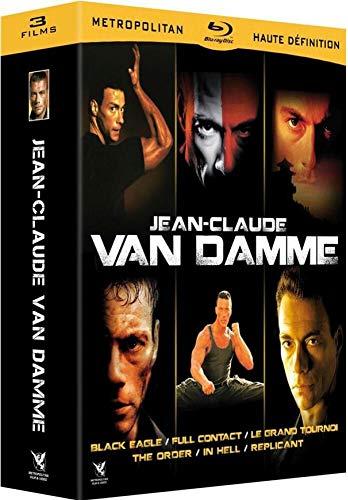 Coffret Jean-Claude Van Damme 6 Films [Blu-Ray]