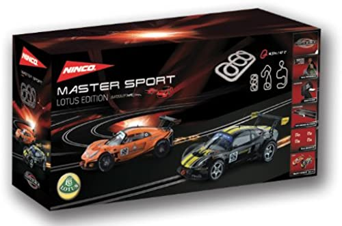 Ninco Set Master Sport Lotus Ed., 14,37m 2x Ninco Sport Lotus Exige, 1 32
