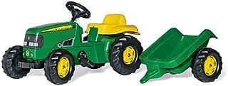 Rolly Toys - Tractor de Juguete con Remolque Desmontable (12190)
