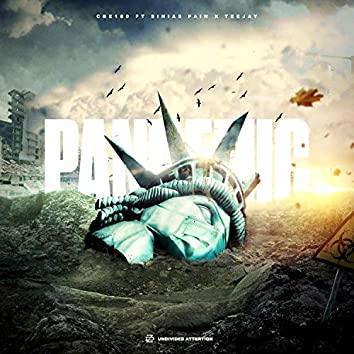 Pandemic Undivided Attention (feat. Sinias Pain & Teejay)