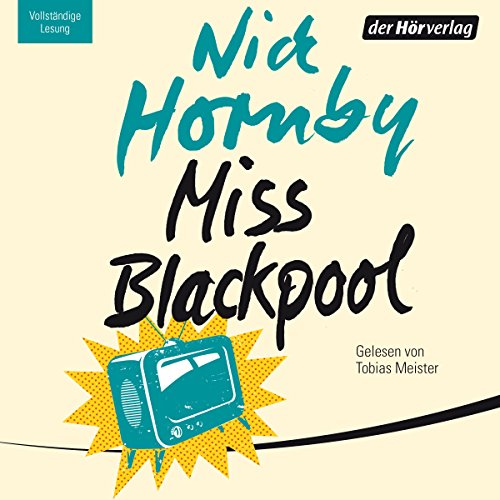 Miss Blackpool audiobook cover art