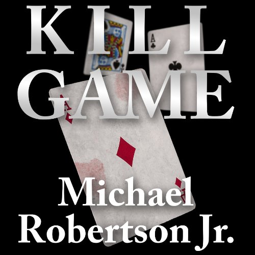 Kill Game audiobook cover art
