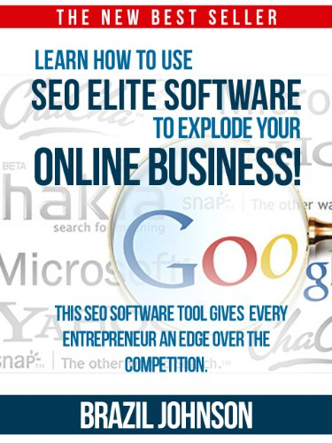 Learn how to use SEO Elite software to explode your online business! This software tool give every entrepreneur an edge over the competition.