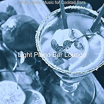 (Piano Solo) Music for Cocktail Bars