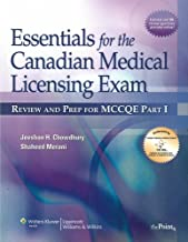 Essentials for the Canadian Medical Licensing Exam with access code: Review and Prep for MCCQE Part I (Point (Lippincott Williams & Wilkins)) by Chowdhury Jeeshan (1-Dec-2012) Paperback
