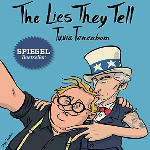 The Lies They Tell cover art