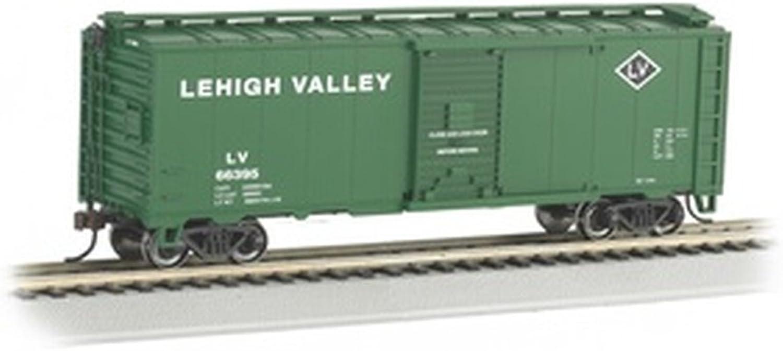 Bachmann Züge Lehigh Valley 40 'Box car-ho Maßstab B0038LHOYI Spielzeugwelt, fröhlicher Ozean  | Erschwinglich