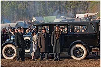 Get Low Bill Murray as Frank with Lucas Black as Buddy next to hearse 8 x 10 Inch Photo