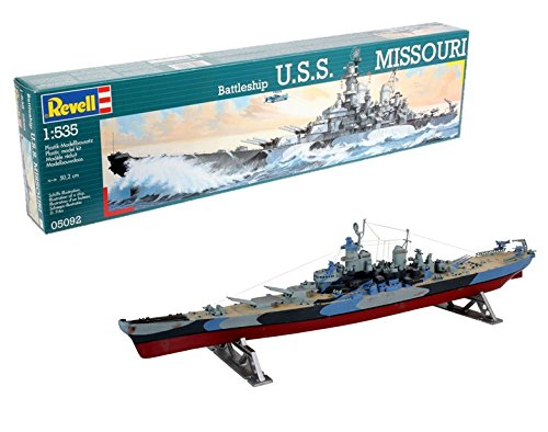 Revell 05092 U.S.S. Missouri Model Kit