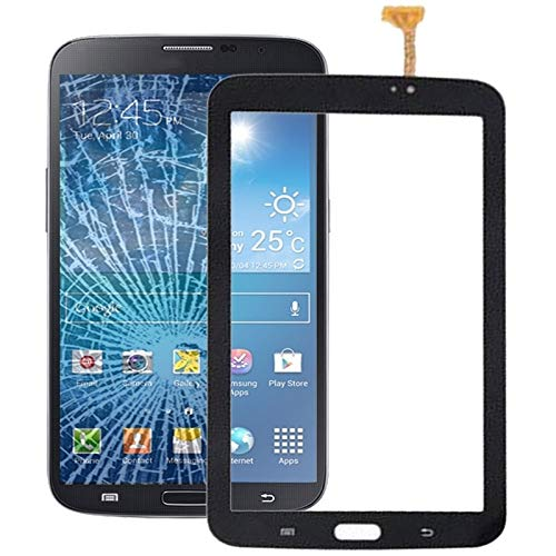 LENASH Touch Panel Digitizer for Galaxy Tab 3 7.0 T210 / P3210(Black) Screen Glass Replacement (Color : Black)