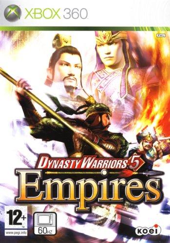 Dynasty Warriors 5 : Empires [Importación francesa]
