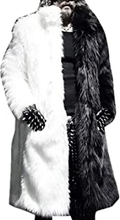Best mens fur overcoat Reviews