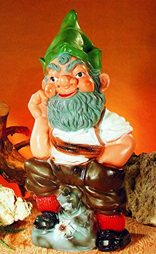Bergsteiger Zwerg 100 cm 6054 Kunststoff-Figur