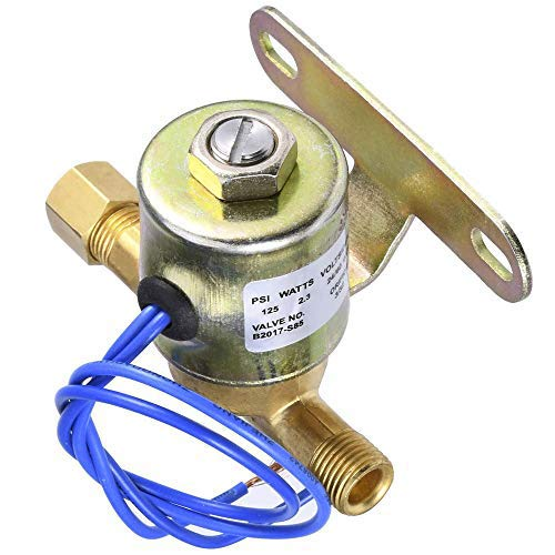 Appliancemate 4040 Humidifier Water Solenoid Valve Replacement Humidifier Valve-B2015-S85 B2017-S85 220 224 400 400A-24 Volts,2.3 Watts,60 HZ (Blue)