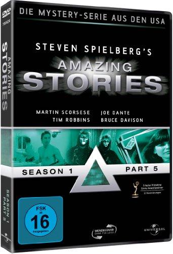 Steven Spielberg's Amazing Stories - Season 1.5
