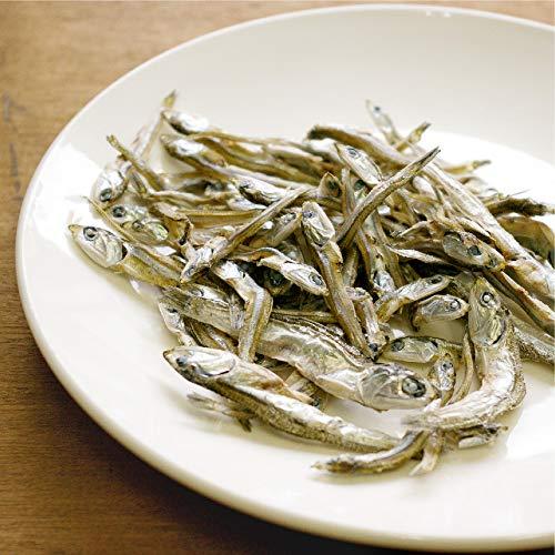 犬 猫用 おやつ 無添加 国産 高知産 かたくちいわし煮干し 150g 塩不使用