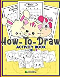 How-To-Draw Activity Book for Kids: A very Simple and Effective Step for Kids to Identify and Learn How to Draw Cute Stuff