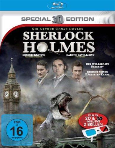 Sherlock Holmes (3D-Special Edition) [Blu-ray]