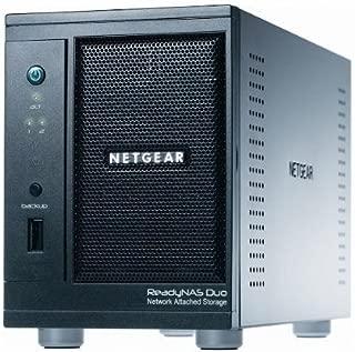 NETGEAR ReadyNAS Duo 2-Bay 500 GB (1 x 500 GB) Network Attached Storage RND2150
