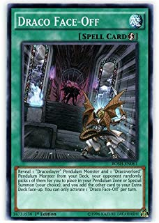 Yu-Gi-Oh! - Draco Face-Off (BOSH-EN061) - Breakers of Shadow - 1st Edition - Common