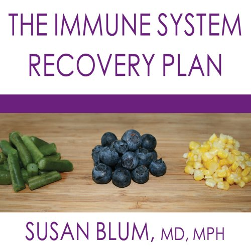 The Immune System Recovery Plan audiobook cover art