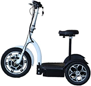 EURO SCOOTER 3 Wheel Powered Electric Mobility Scooter for Adults USA desinged