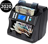 ZZap NC45 Mixed Denomination Banknote Counter & Counterfeit Detector - Money Cash Currency Value Machine
