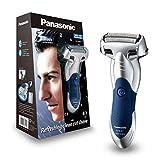 Panasonic ES-SL41-S503 Rasoir Électrique 'Plug and Shave' - 3 Lames - Wet&Dry