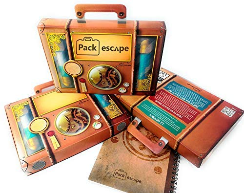Pack Regalo Experiencia Escape Room. Un Regalo Original, Diferente ...