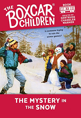 The Mystery in the Snow (The Boxcar Children, No. 32)