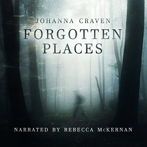 Forgotten Places audiobook cover art
